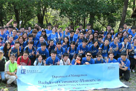 Bachelor of Commerce (Honours) in Human Resources Management